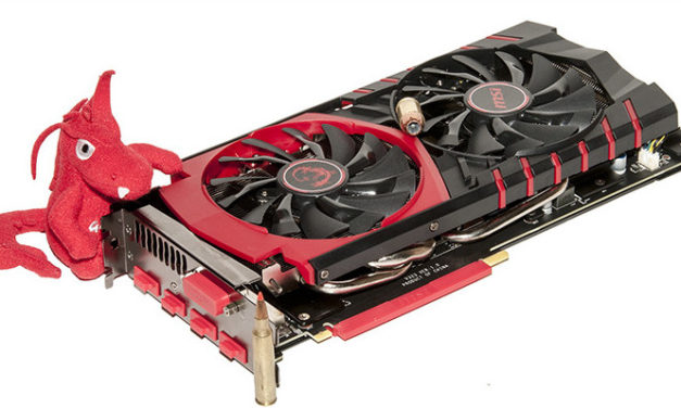 MSI Gaming 6G 980TI: Silent But Deadly