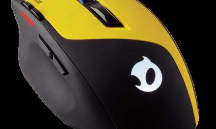 Corsair: Team Dignitas Edition gaming mouse and mat