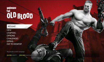 Wolfenstein: Old Blood