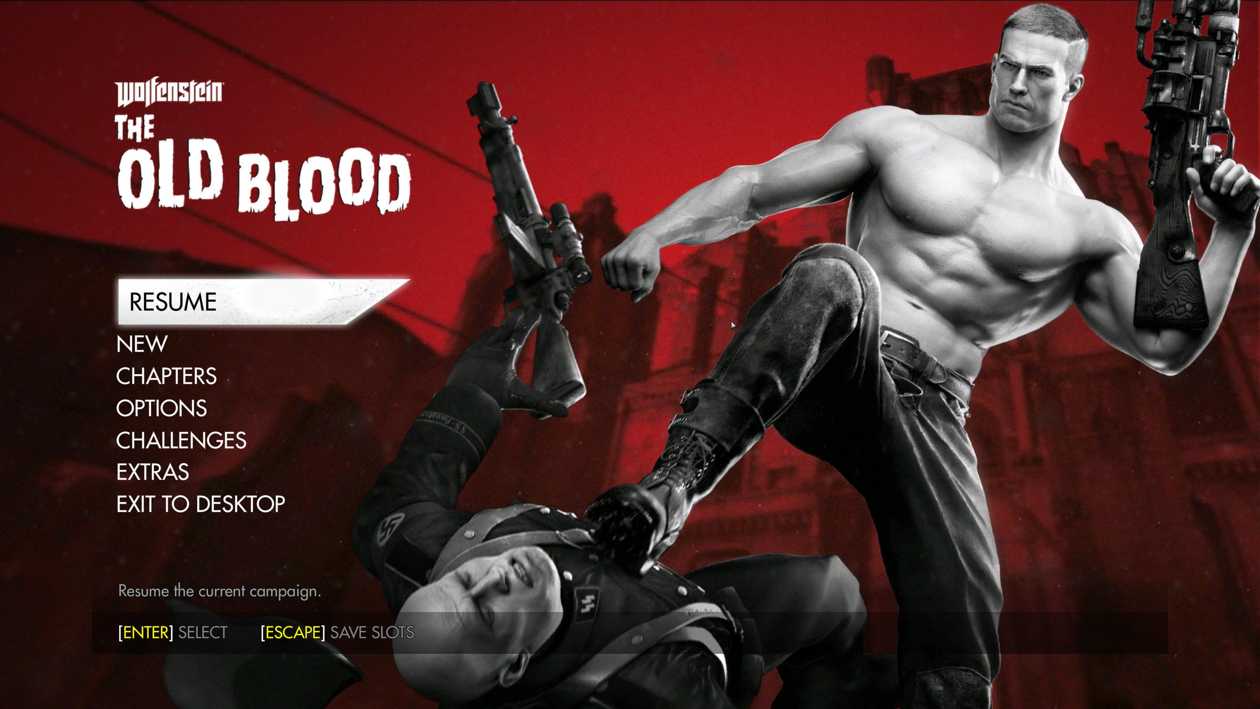 Wolfenstein: Old Blood