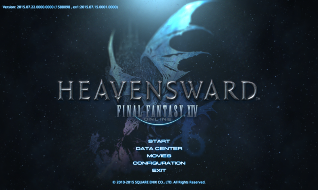 Final Fantasy 14: Heavensward
