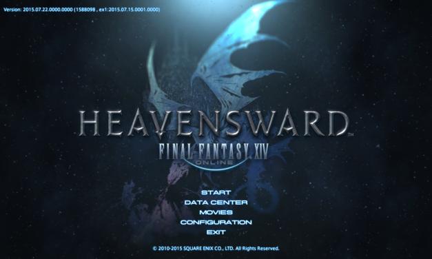 Final Fantasy 14: Heavensward