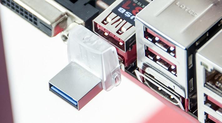 Kingston microDuo 32GB