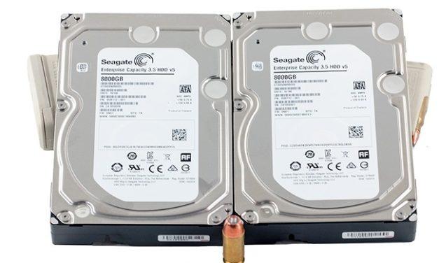 Seagate E.C 8TB HDD V5