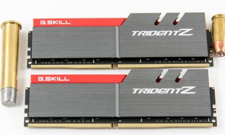 Gskill TridentZ DDR4-3400 16GB Kit