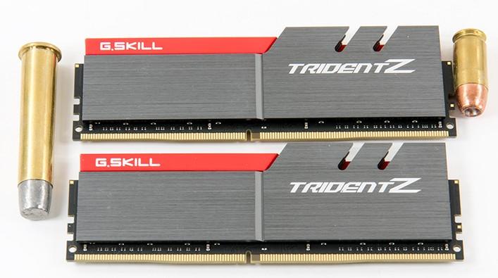 Gskill TridentZ DDR4-3400 16GB Kit