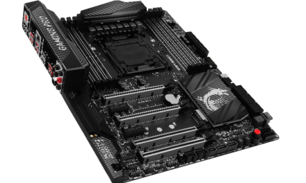 X99A GAMING PRO CARBON with front USB 3.1 Type-C and U.2 is here!