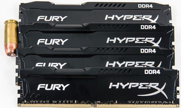Kingston HyperX Fury DDR4-2666 32GB Kit