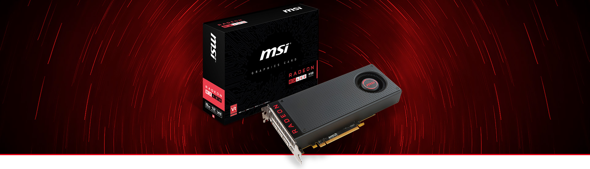 2016 06 rx480 launch 001 1 - MSI RX480 Released