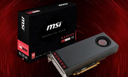 MSI RX480 Released