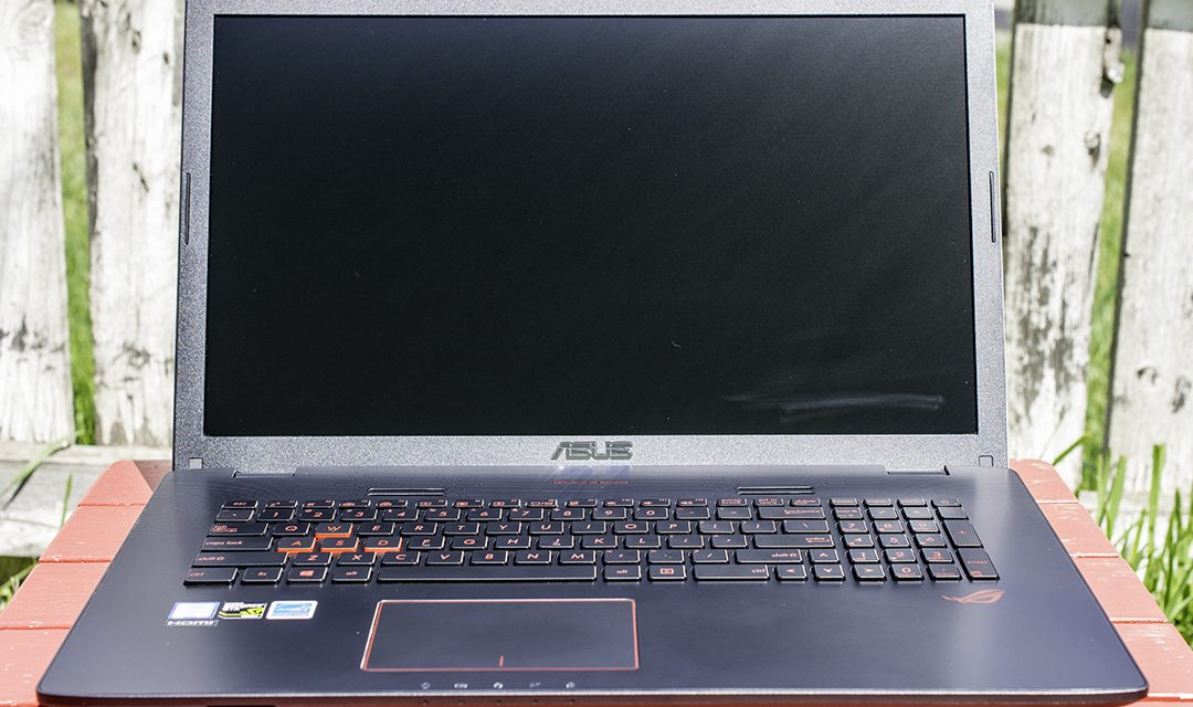 Asus ROG GL752V