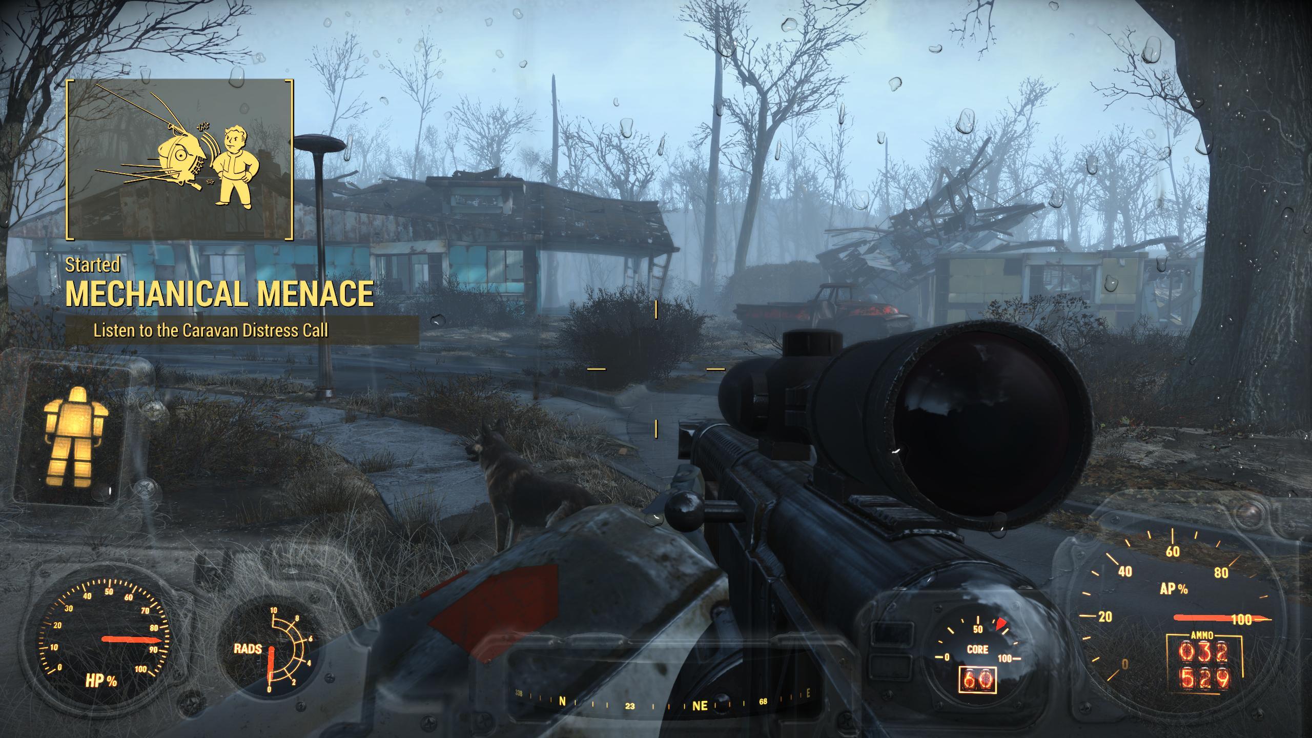 Screenshot1 - Fallout 4 - Automatron DLC