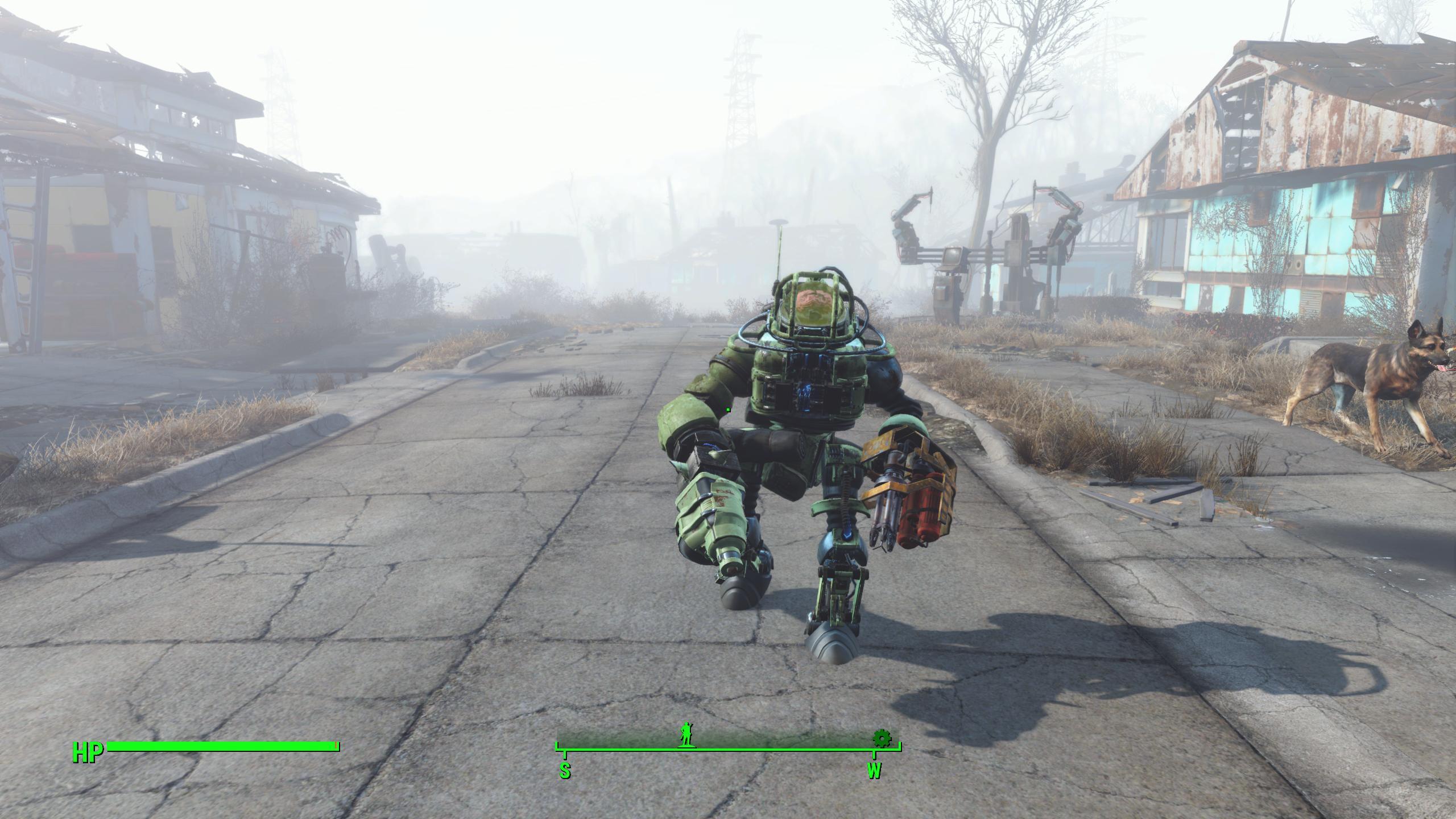 ScreenshotX - Fallout 4 - Automatron DLC