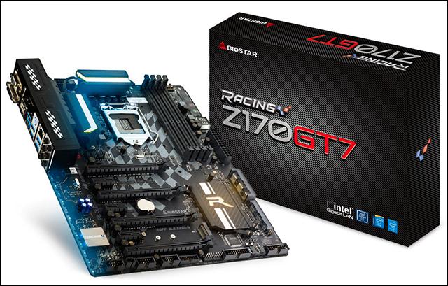 mfg - Biostar Racing Z170GT7