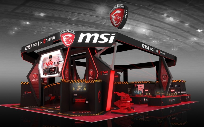 msi - Computex Highlights so far