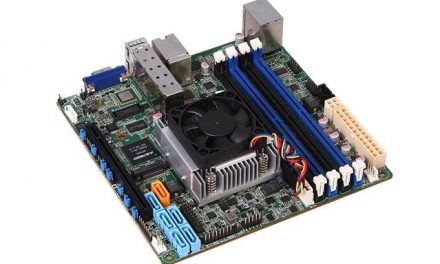 Giada N60E-O Intel® Xeon® D Server SoC Motherboards