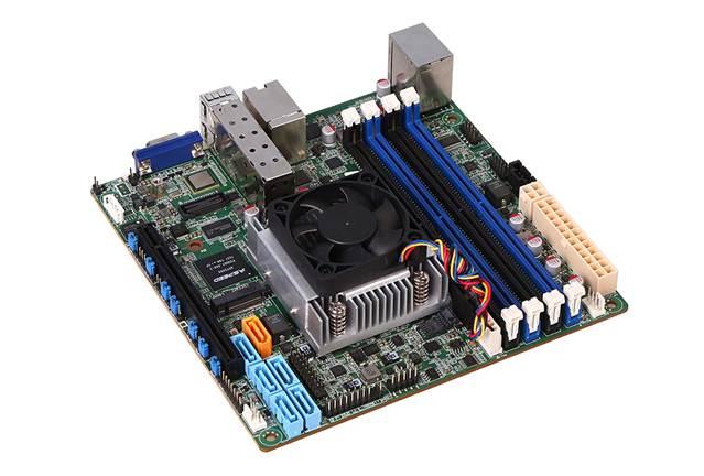 Giada N60E-O Intel® Xeon® D Server SoC Motherboards