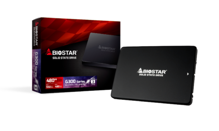 BIOSTAR Debuts G300 Series Solid-State Drives