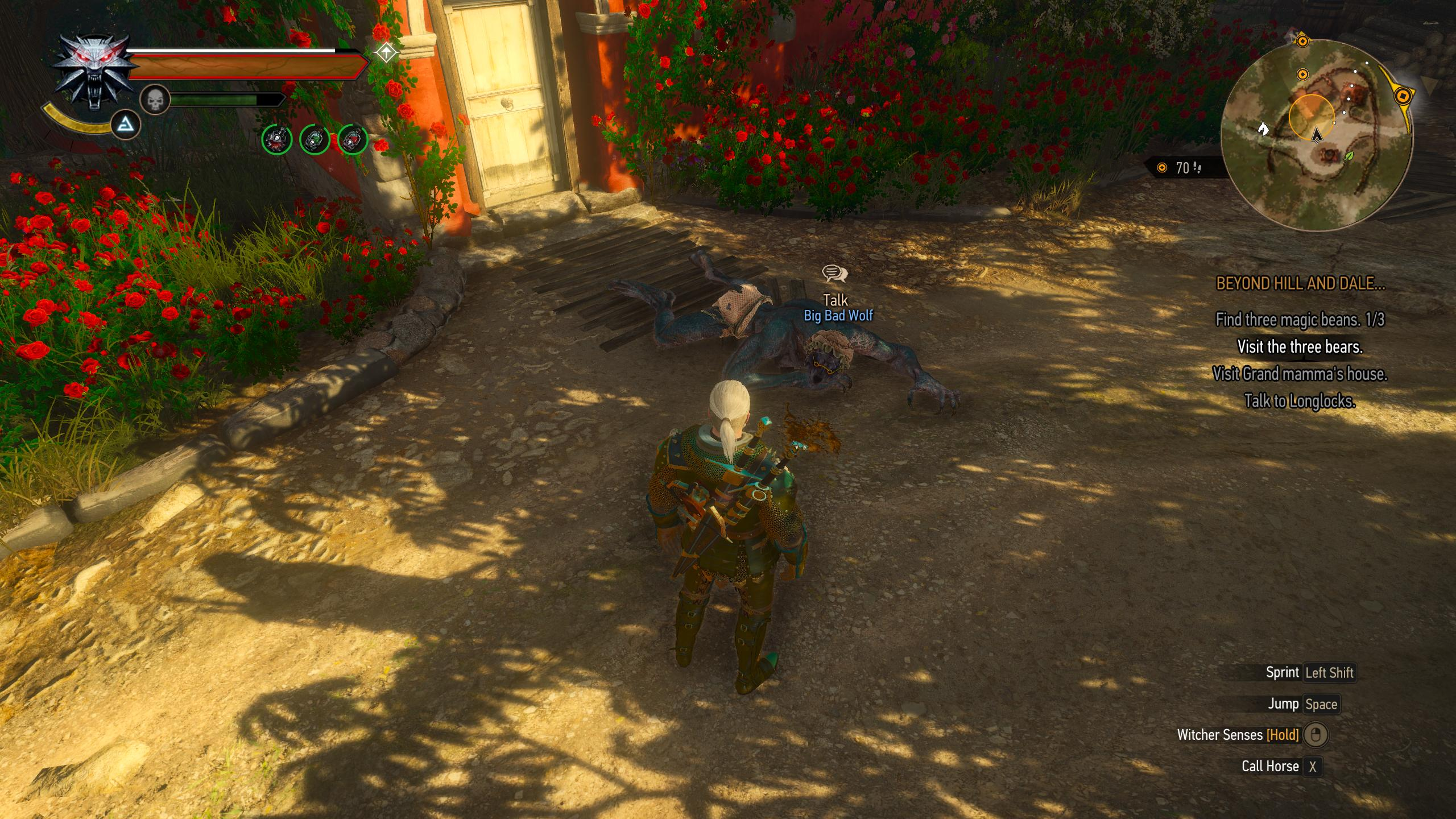 Screenshot8 1 - Witcher 3: Blood and Wine