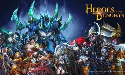Heroes of the Dungeon Mobile Beta Begins