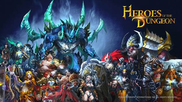 Heroes of the Dungeon Mobile Beta Begins