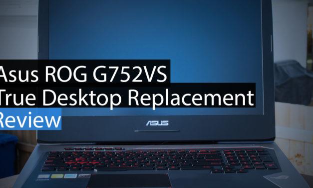 Asus ROG G752VS