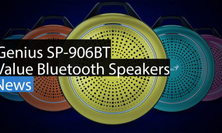 Genius SP-906BT Speakers