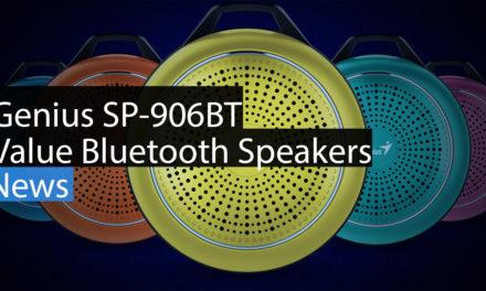 Genius SP-906BT Speakers
