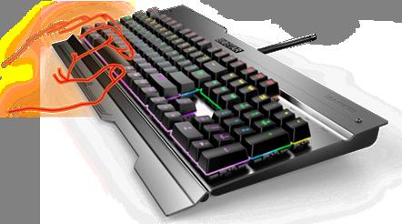 image005 1 - Biostar Releases GK3 Sub $50 Mechanical Keyboard