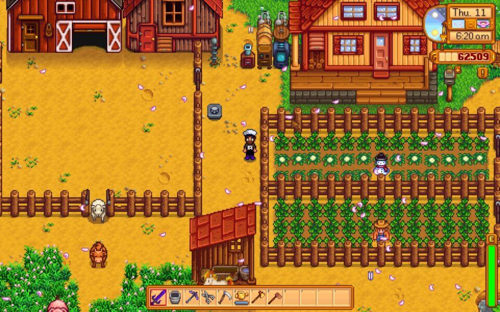 Crops 1024x640 - Stardew Valley