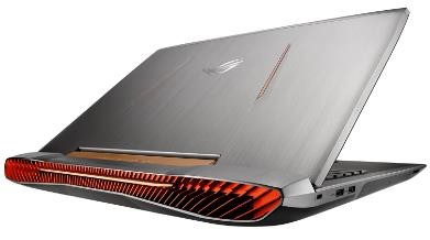 ROG G752 - ASUS CES 2017 Lineup