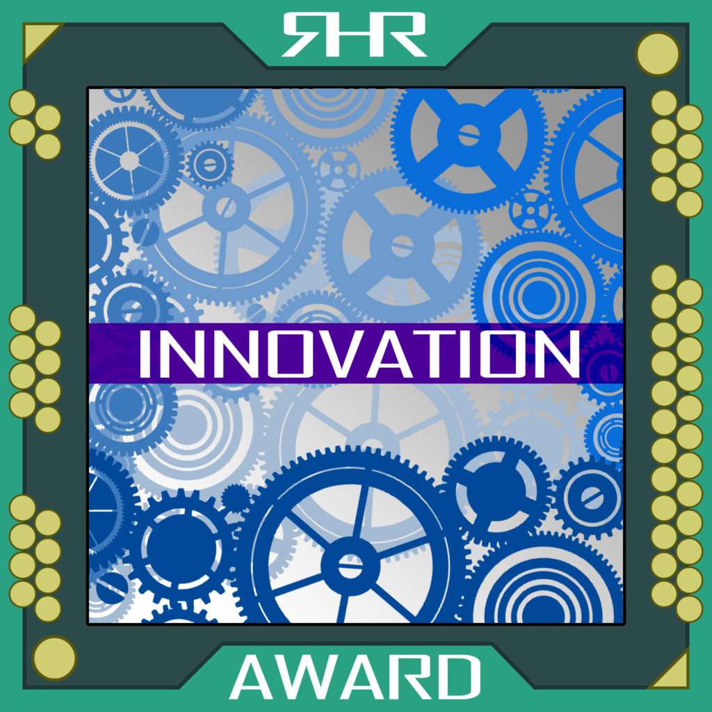 RHR innovation Award 1024x1024 - Crucial MX500 500GB: The evolution of the MX series