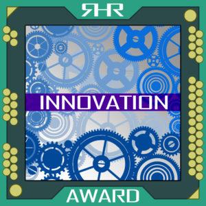 RHR innovation Award 300x300 - Genius SP-906BT Portable Speaker