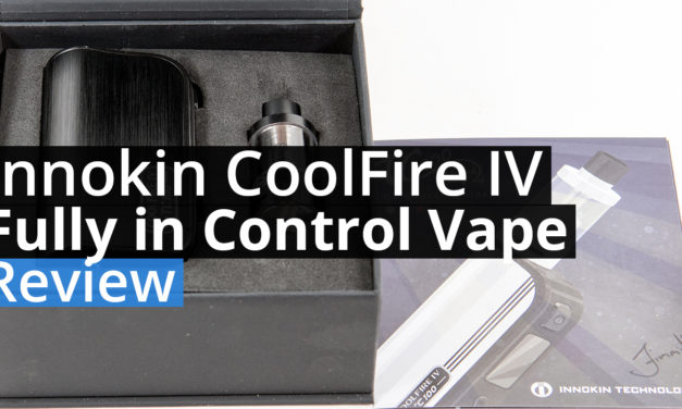 Innokin CoolFire IV TC 100 In-depth Review