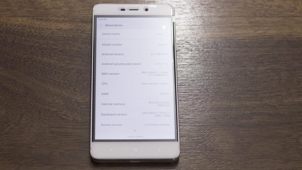 IMG 0054 1024x576 - Xiaomi Redmi 4