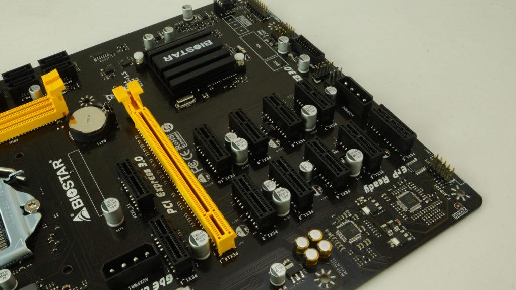DSC01282 1024x576 - TB250-BTC PRO: The 12-GPU Ready Crypto Mining Motherboard