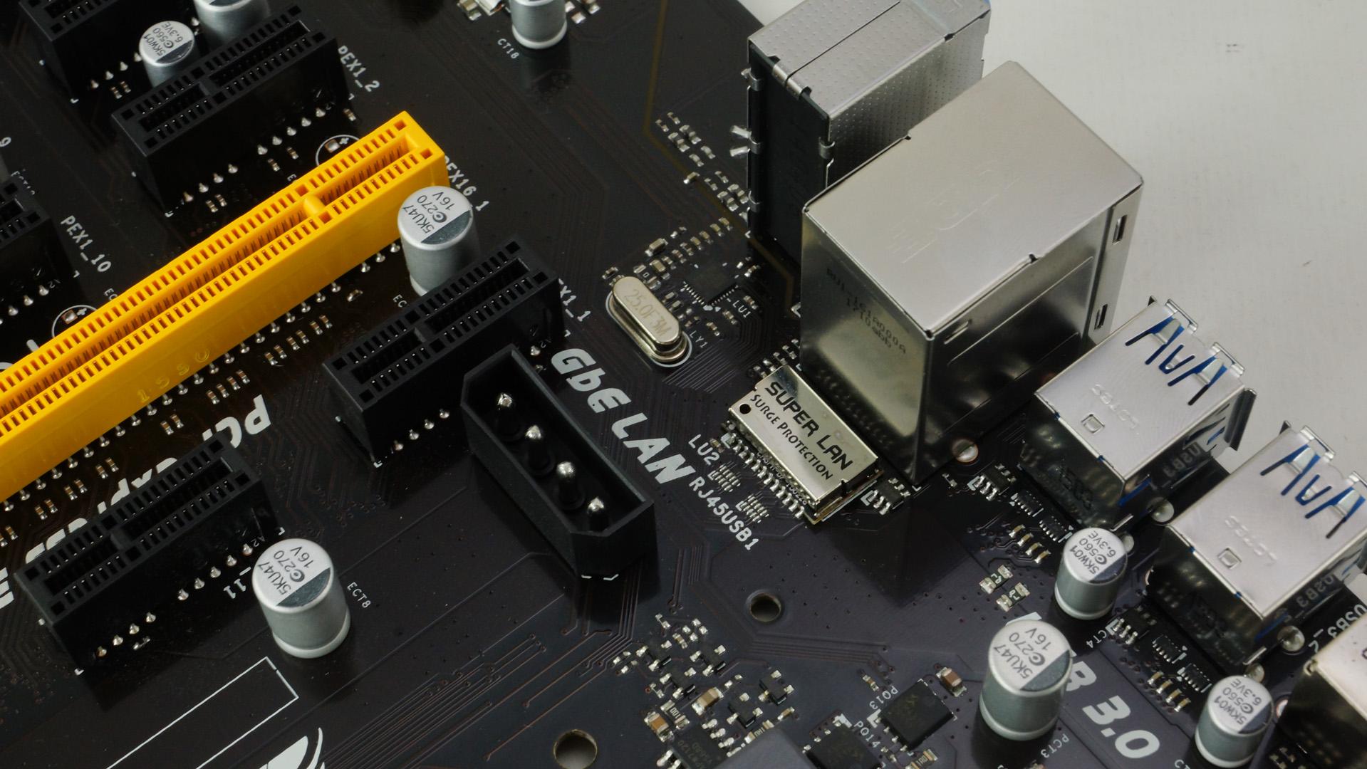 Tb250 Btc Pro The 12 Gpu Ready Crypto Mining Motherboard Mobo Biostar Dsc01287 1024x576