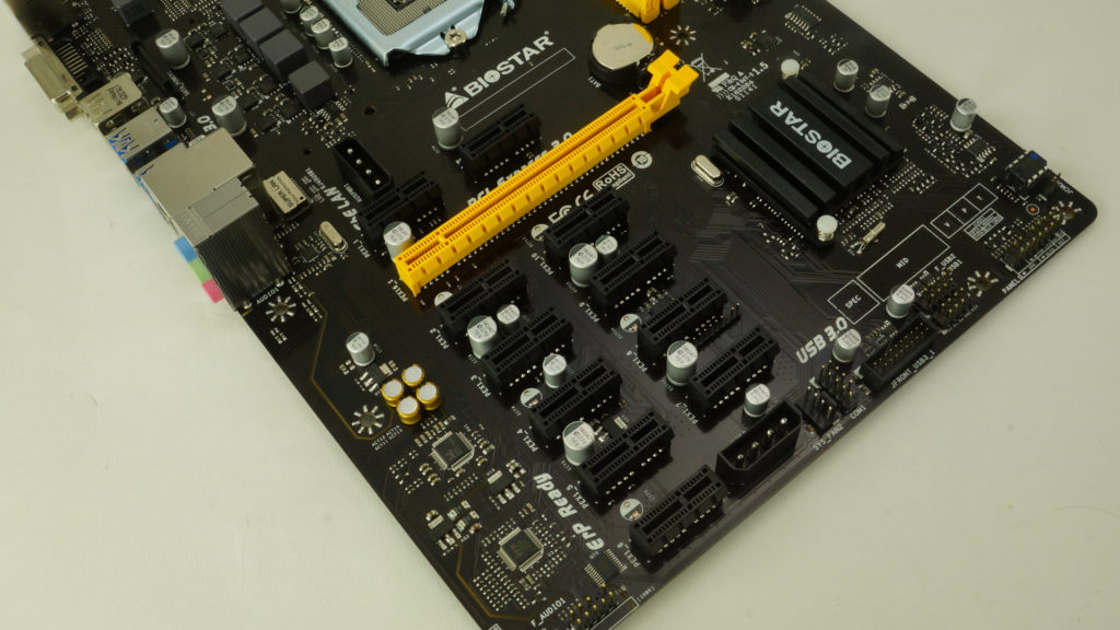 DSC01289 1024x576 - TB250-BTC PRO: The 12-GPU Ready Crypto Mining Motherboard