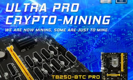 TB250-BTC PRO: The 12-GPU Ready Crypto Mining Motherboard
