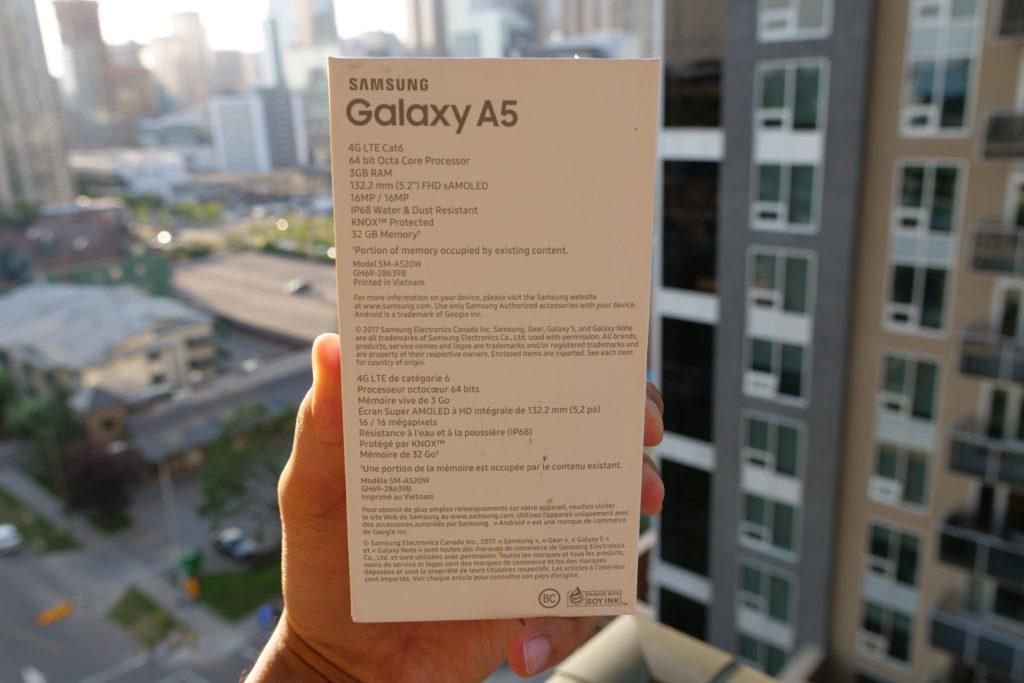 P1022073 1024x683 - Galaxy A5 the best mid-range phone