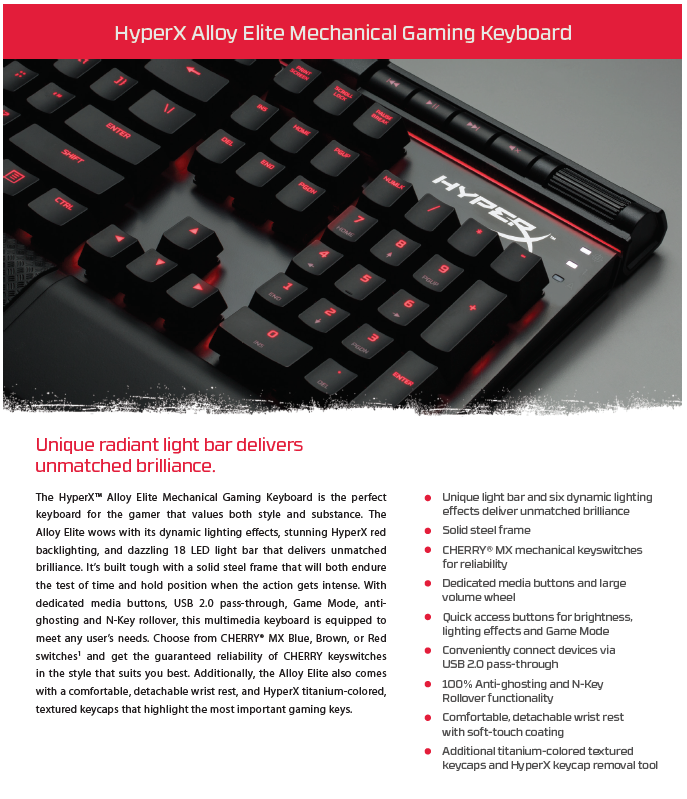 alloy1 - HyperX ALLOY Elite