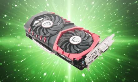 MSI GeForce GTX 1050Ti Gaming X 4GB