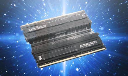 Ballistix Elite 32GB DDR4-3466: Breaking the 2T Barrier