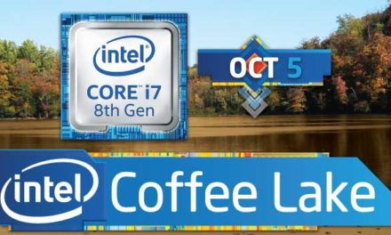 Intel's New 8th Gen Coffee Lake CPUs