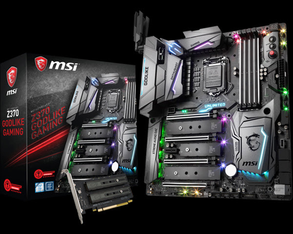 unnamed 2 - MSI launches Z370 Gaming Motherboards