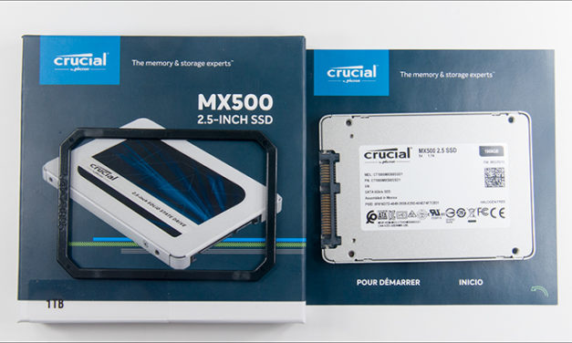 Crucial MX500 1TB: Bigger, Faster, Stronger – but not harder