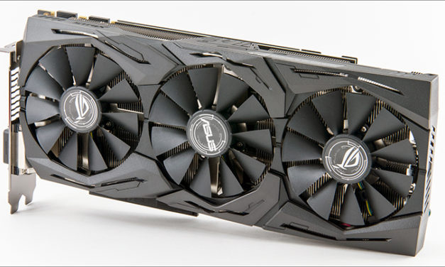 ASUS STRIX GTX 1070 O8G Gaming: the best GTX 1070 available today?