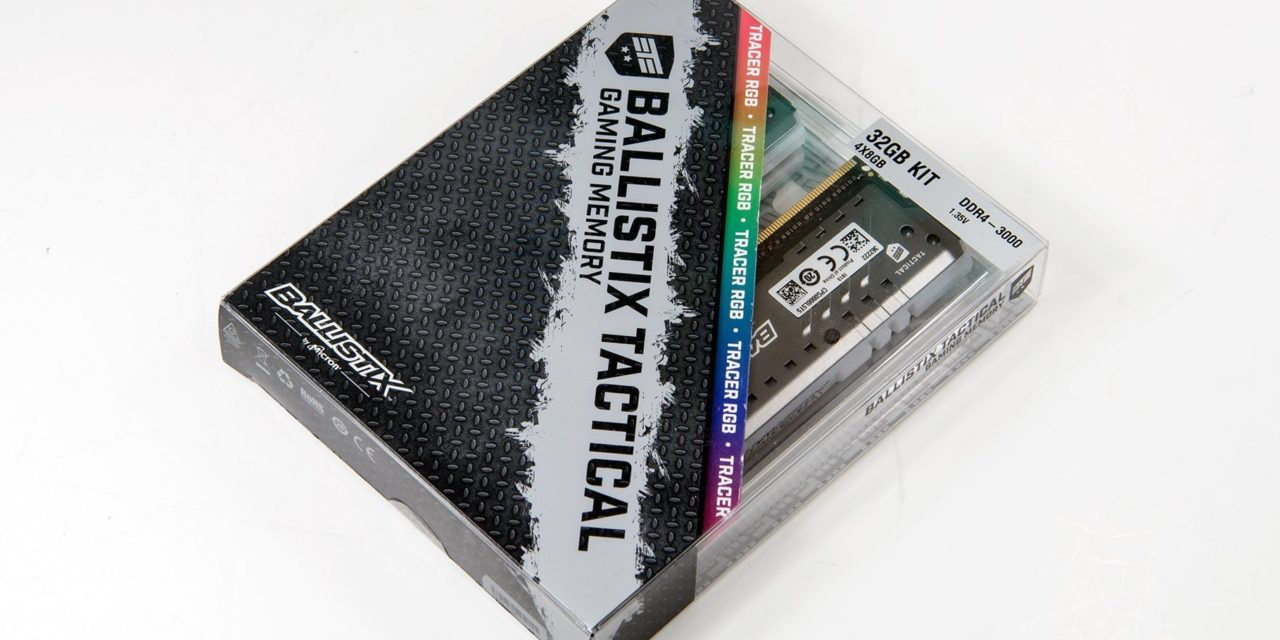 Ballistix Tactical Tracer RGB: a new breed of LED RAM