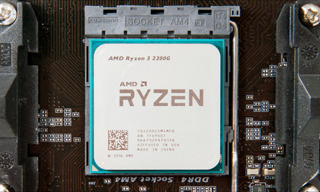 Ryzen 5 2400G and Ryzen 3 2200G: Putting the G back in Gaming