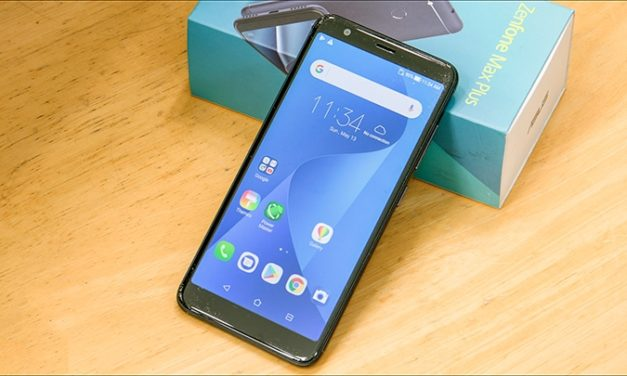 ZenFone Max Plus Review